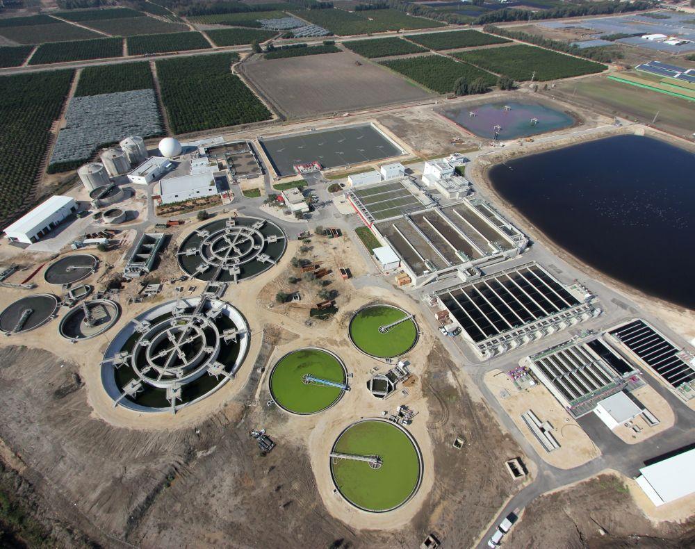 Sewage Treatment Plant | Netanya - Desalination plants and